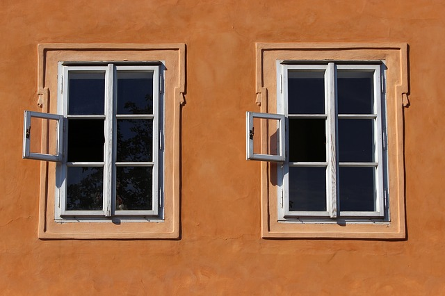 Výmena starých okien za nove