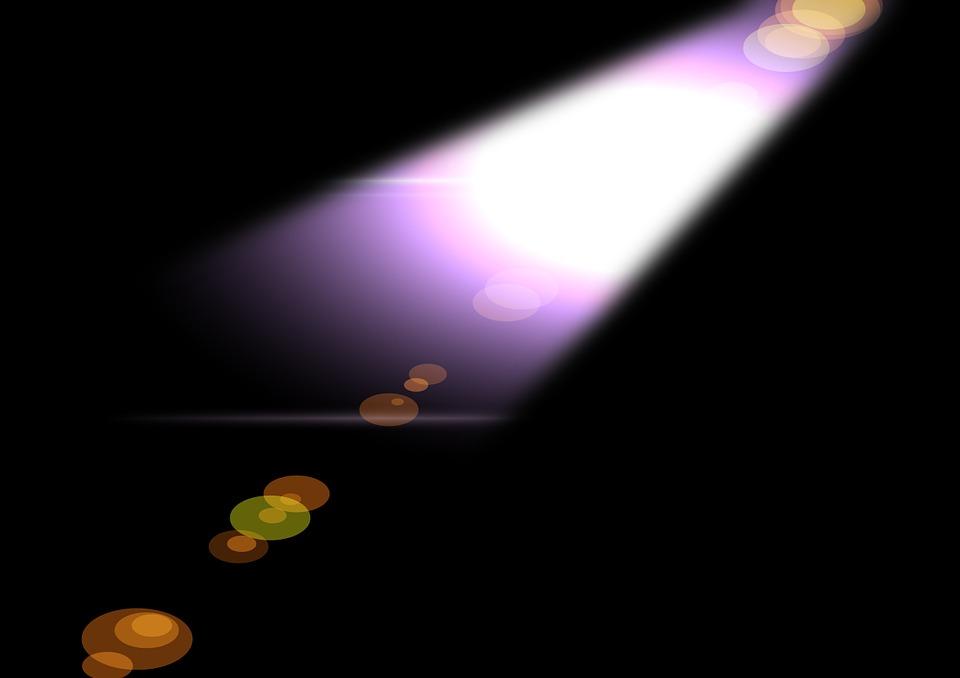 svetlo, tma